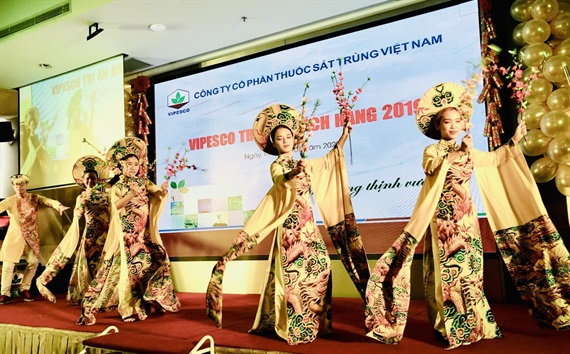 """""""Vipesco Tri Ân Khách Hàng 2019"""" ngày 14-01-2020 thành công tốt đẹp"""