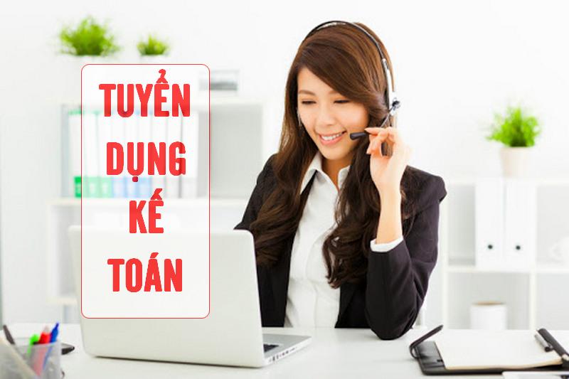 Thông báo tuyển dụng kế toán - tháng 02-2020