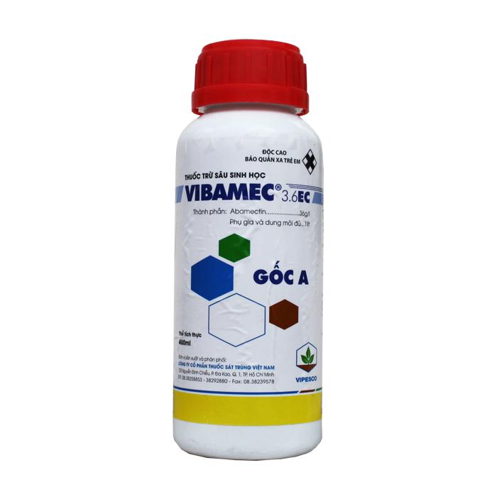 Vibamec 3.6EC 480ml